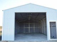 Sonstige Leichtbauhalle Systemhalle Halle Lager Landwirtschaft Stahlhalle Sonstiges
