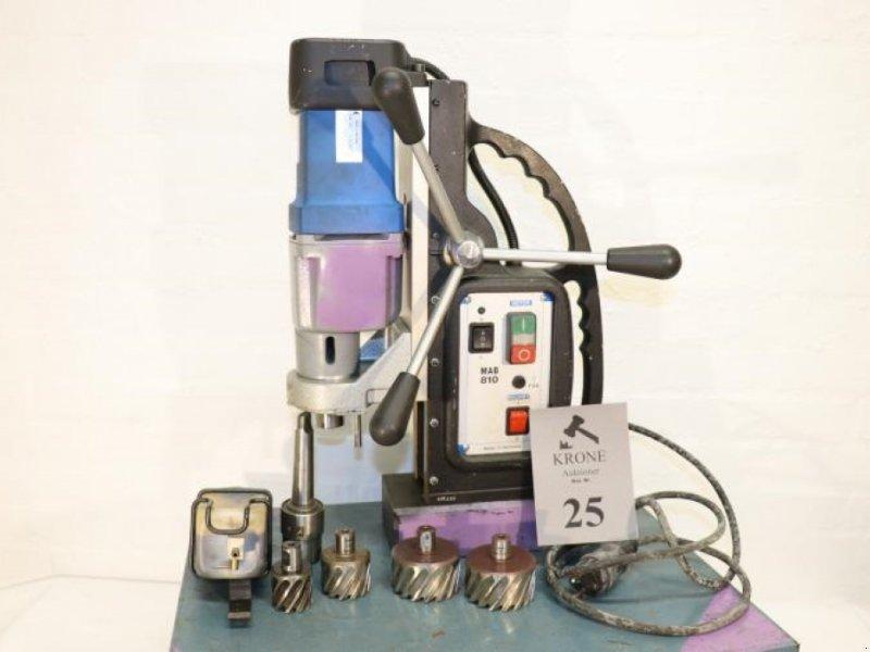 Sonstiges типа Sonstige Magnet boremaskine, Gebrauchtmaschine в Hadsund (Фотография 1)
