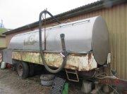 Sonstige Rustfri tankvogn 8000 liter Egyéb