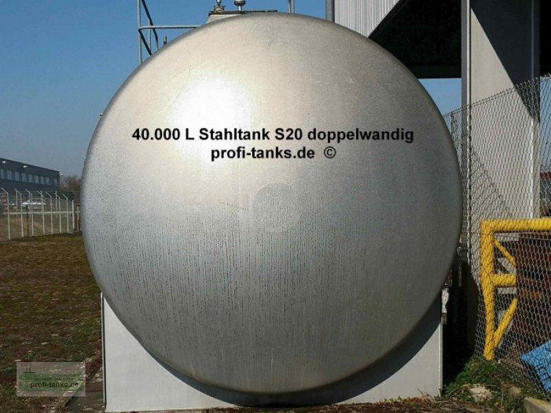 Sonstiges des Typs Sonstige S20 gebrauchter 40.000 L Stahltank doppelwandig innen beschichtet Glykoltank Wassertank inkl. 2 Sattelfüße Fertigdomschacht Geländer und Leiter, Gebrauchtmaschine in Schüttorf (Bild 9)