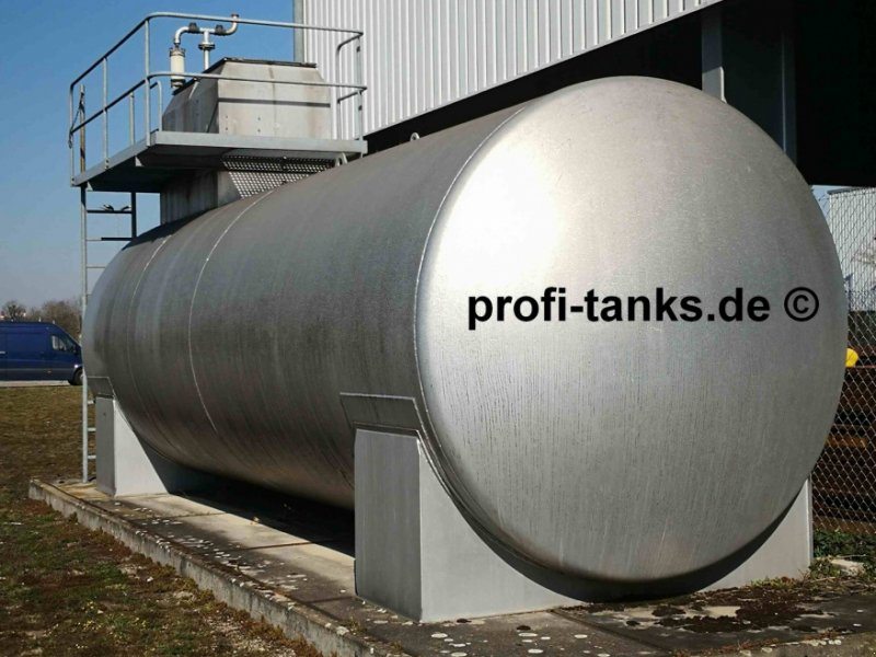 Sonstiges des Typs Sonstige S20 gebrauchter 40.000 L Stahltank doppelwandig innen beschichtet Glykoltank Wassertank inkl. 2 Sattelfüße Fertigdomschacht Geländer und Leiter, Gebrauchtmaschine in Schüttorf (Bild 2)