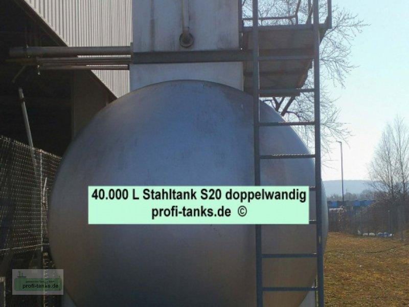 Sonstiges des Typs Sonstige S20 gebrauchter 40.000 L Stahltank doppelwandig innen beschichtet Glykoltank Wassertank inkl. 2 Sattelfüße Fertigdomschacht Geländer und Leiter, Gebrauchtmaschine in Schüttorf (Bild 8)