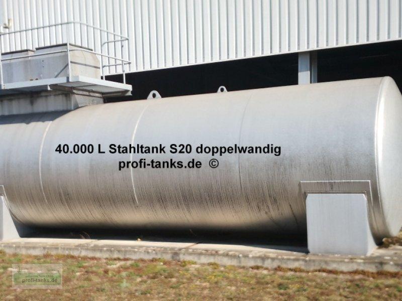 Sonstiges des Typs Sonstige S20 gebrauchter 40.000 L Stahltank doppelwandig innen beschichtet Glykoltank Wassertank inkl. 2 Sattelfüße Fertigdomschacht Geländer und Leiter, Gebrauchtmaschine in Schüttorf (Bild 7)