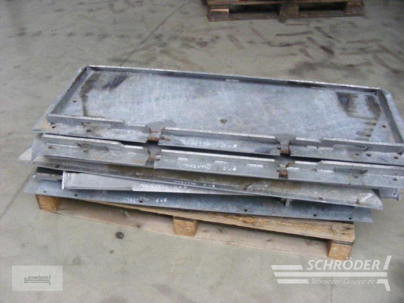 Sonstiges des Typs Sonstige Satz Gehl-Anbauplatten [6 Stüc, Gebrauchtmaschine in Lastrup (Bild 1)