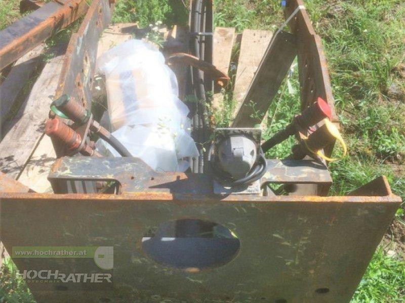 Sonstiges a típus Sonstige Schneepfluganbau mit Unterzug, Gebrauchtmaschine ekkor: Kronstorf (Kép 1)