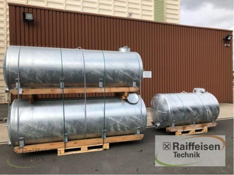Sonstiges des Typs Sonstige Stahlwassertank 3.000 Liter, Neumaschine in Frankenberg/Eder (Bild 1)