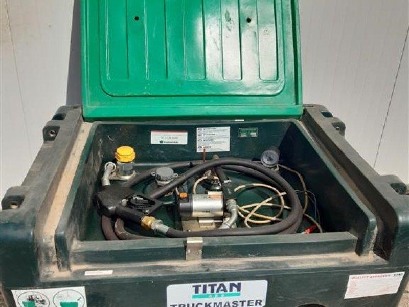 Sonstiges des Typs Sonstige Titan Truckmaster 430L med 12V pumpe, Gebrauchtmaschine in Tarm (Bild 1)