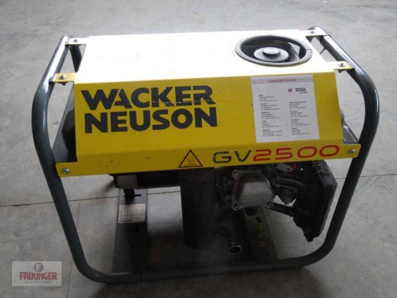 Sonstiges типа Sonstige Wacker Neuson GV 2500A, Gebrauchtmaschine в Putzleinsdorf (Фотография 1)