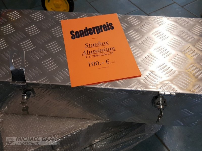 Sonstiges typu Staubox Aluminium, Neumaschine v Höhenkirchen-Siegertsbrunn (Obrázok 1)