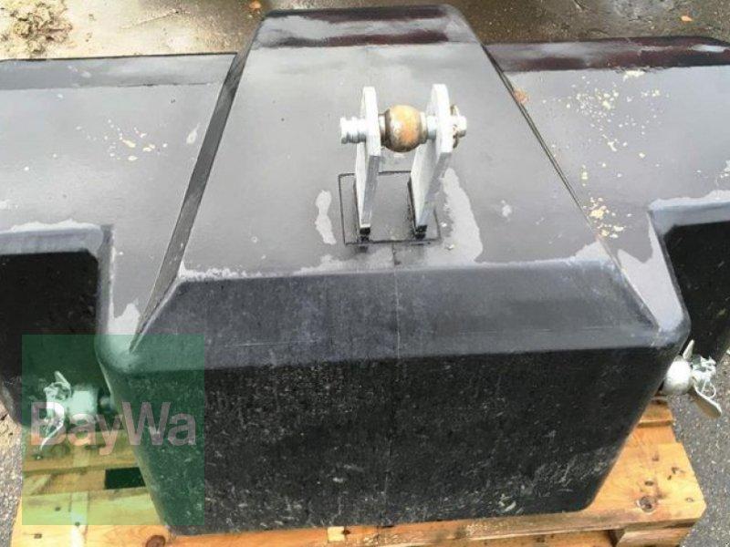 Sonstiges des Typs Suer Frontgewicht  1000 kg, Gebrauchtmaschine in Nabburg (Bild 2)
