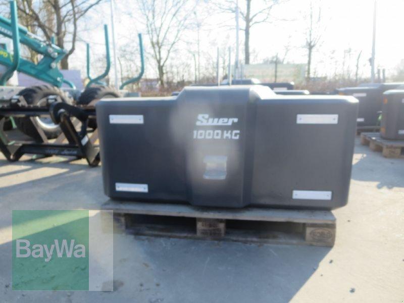 Sonstiges типа Suer SB1000 SUER BETONGEWICHT 1000K, Neumaschine в Eichendorf (Фотография 1)