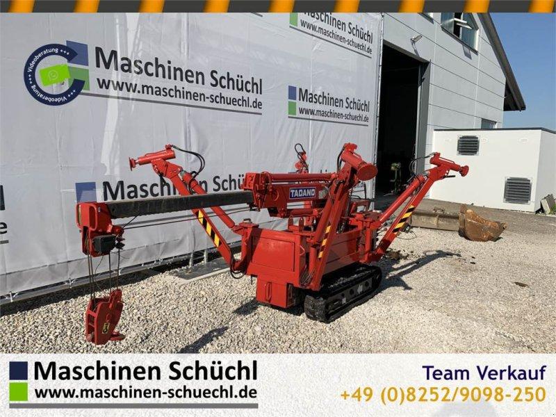 Sonstiges типа Tadano TM-15 1,5to Raupenkran, Gebrauchtmaschine в Schrobenhausen (Фотография 1)