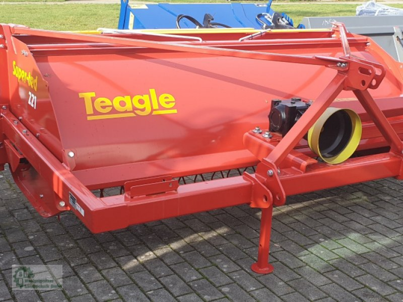 Sonstiges типа Teagle Super-TED Schwadlüfter, Neumaschine в Karstädt (Фотография 1)