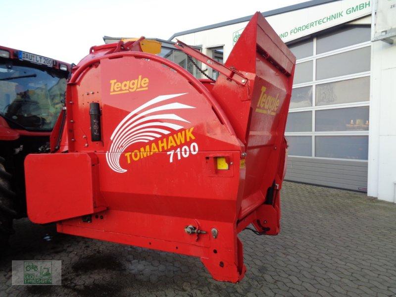 Sonstiges типа Teagle Tomahawk 7100 Einstreugerät, Gebrauchtmaschine в Steiningen b. Daun (Фотография 1)
