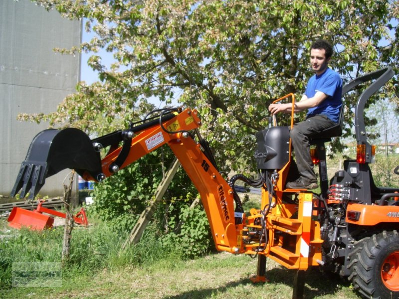 Sonstiges des Typs Tifermec DIGGER L 18 Heckbagger / Anbaubagger für Traktor, Neumaschine in Schmallenberg (Bild 1)