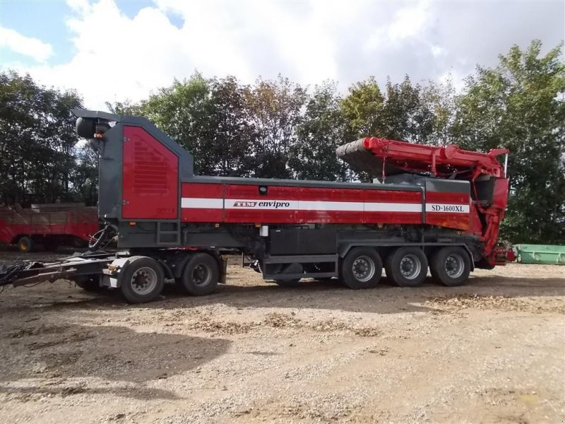 Sonstiges типа Tim SD1600 XL (Neuson Ecotec), Gebrauchtmaschine в Roslev (Фотография 1)