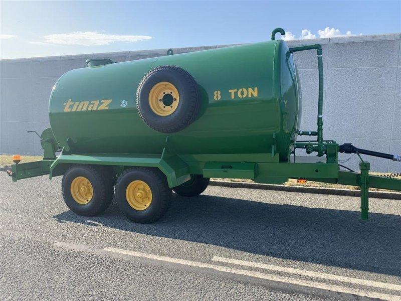Sonstiges des Typs Tinaz 8000 liter vandvogn, Gebrauchtmaschine in Ringe (Bild 1)