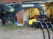 Uniforest Scorpion 1300 F Rückezange Altele