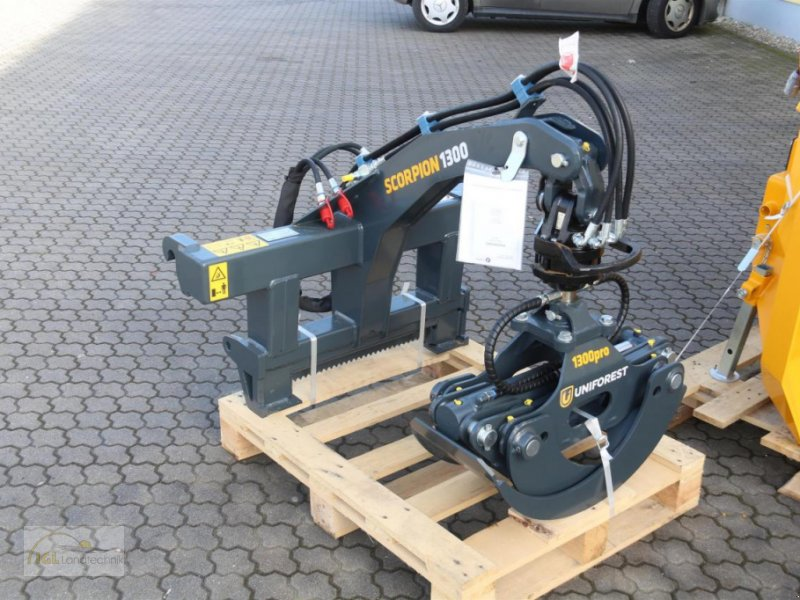Sonstiges типа Uniforest Scorpion 1800 F, Neumaschine в Pfreimd (Фотография 1)
