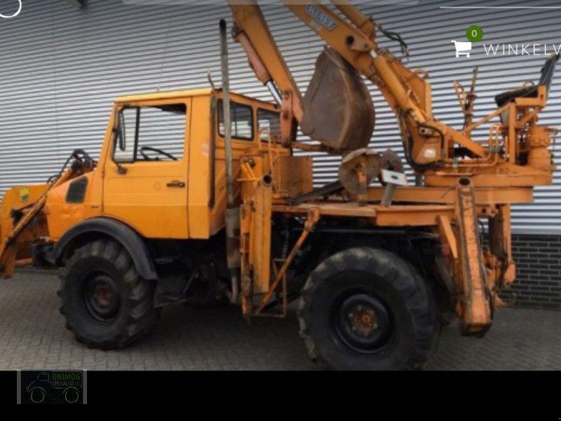 Sonstiges типа unmog U1000, Gebrauchtmaschine в Velddriel (Фотография 1)