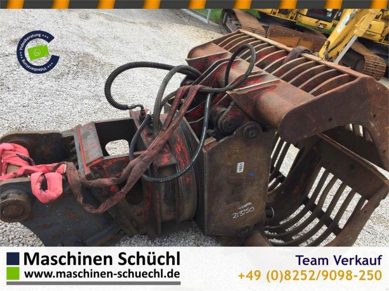 Sonstiges des Typs Verachtert Sortiergreifer für Bagger von 30-40to, Gebrauchtmaschine in Schrobenhausen (Bild 1)