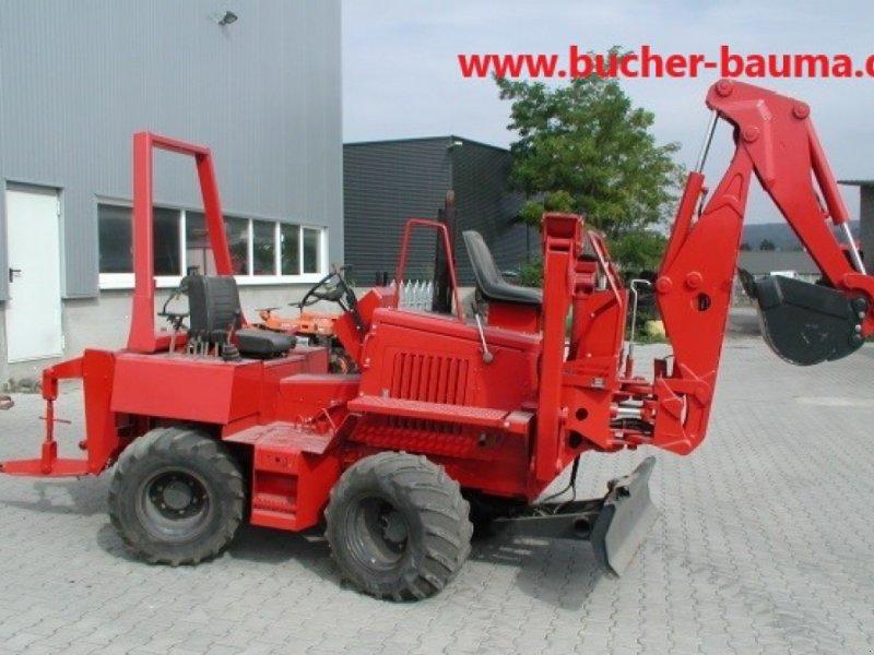 Sonstiges a típus Vermeer Schlepperträgergerät V 5750, Gebrauchtmaschine ekkor: Obrigheim (Kép 1)