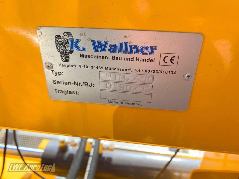 Sonstiges typu Wallner Cuttermaster DCM 600, Neumaschine w Römstedt (Zdjęcie 15)