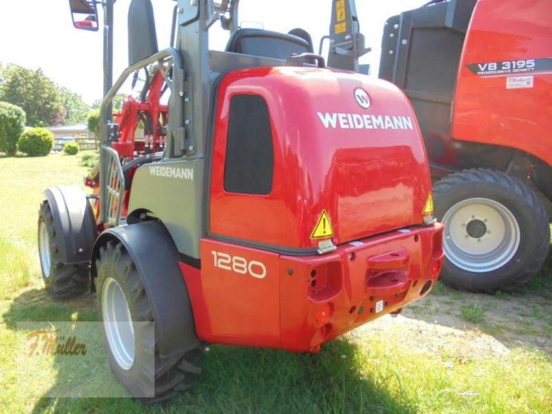 Sonstiges des Typs Weidemann  WEIDEMANN HOFTRAC 1280, Neumaschine in Taaken (Bild 5)