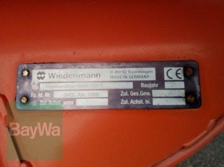 Sonstiges типа Wiedenmann RMR 180 S  MÄHWERK, Gebrauchtmaschine в Bamberg (Фотография 9)