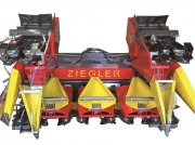 Ziegler Corn Champion 6 eller 8 rækket, fast eller foldbart Altele