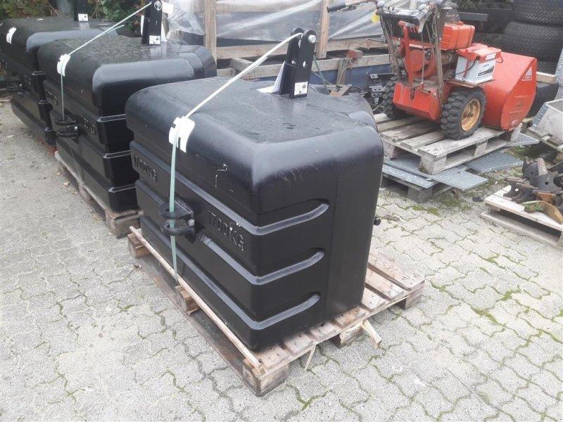 Sonstiges типа Zuidberg 1700kg frontklods, Gebrauchtmaschine в Horsens (Фотография 1)