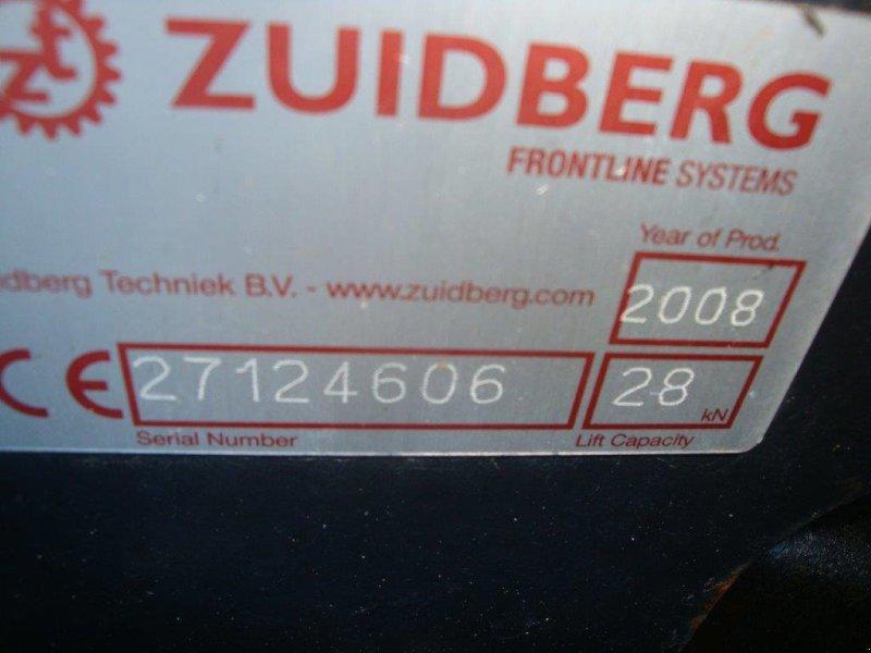 Sonstiges a típus Zuidberg Fronthydraulik + Frontzapfwelle, Gebrauchtmaschine ekkor: Pfarrkirchen (Kép 4)