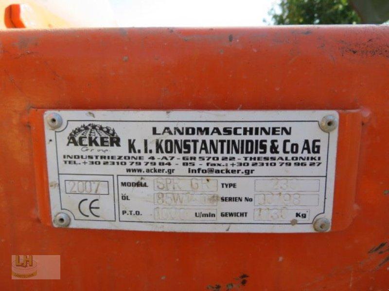 Spargeldammfräse a típus ACKER Konstantinidis SPR-GR230, Gebrauchtmaschine ekkor: Aresing (Kép 5)