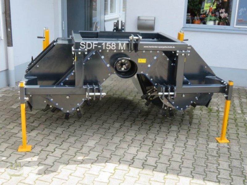 Spargeldammfräse a típus Harlander SDF-158M, Neumaschine ekkor: Aresing (Kép 1)