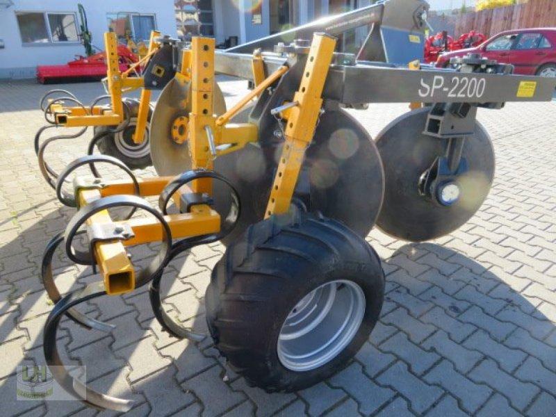 Spargeldammpflug a típus Harlander SP-2200, Gebrauchtmaschine ekkor: Aresing (Kép 3)