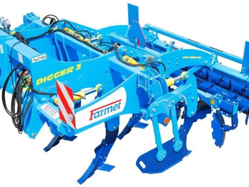Spatenpflug типа Farmet Digger 3, Gebrauchtmaschine в Не обрано (Фотография 1)