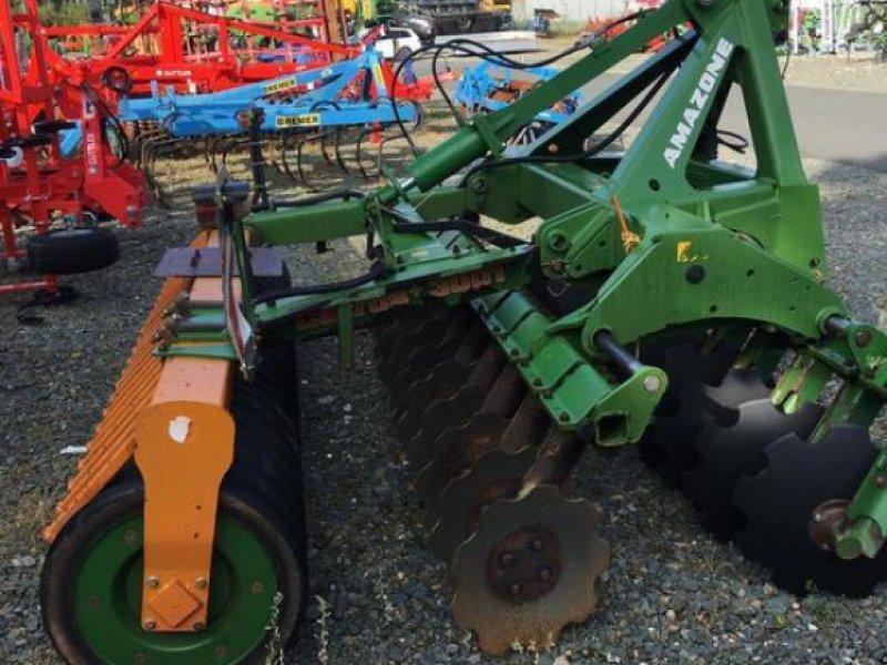 Spatenrollegge des Typs Amazone Catros 3001, Gebrauchtmaschine in Korbach (Bild 1)
