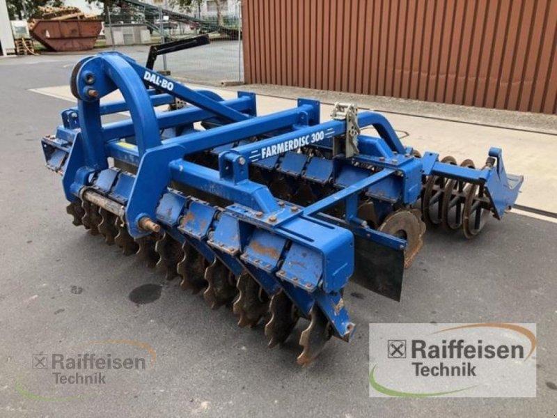 Spatenrollegge des Typs Dalbo Scheibenegge Farmerdisc, Gebrauchtmaschine in Frankenberg/Eder (Bild 1)