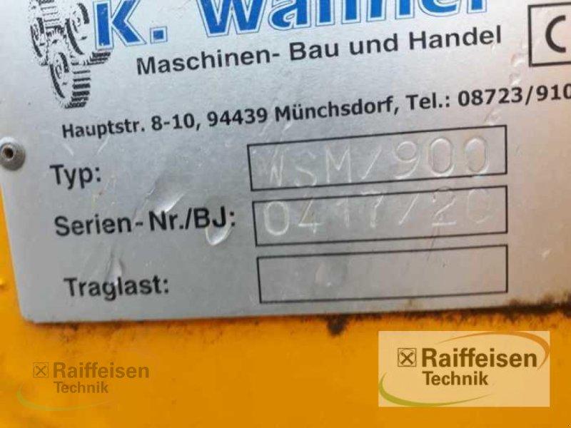 Spatenrollegge des Typs Wallner Straw Master 900, Gebrauchtmaschine in Weinbergen - Bollstedt (Bild 3)