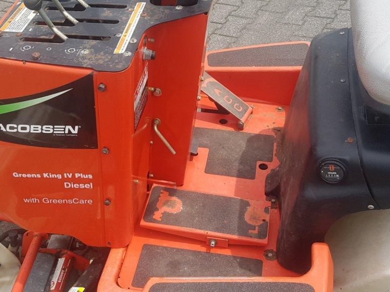 Spindelmäher des Typs Jacobsen GreensKing IV Plus, Gebrauchtmaschine in Olpe (Bild 2)