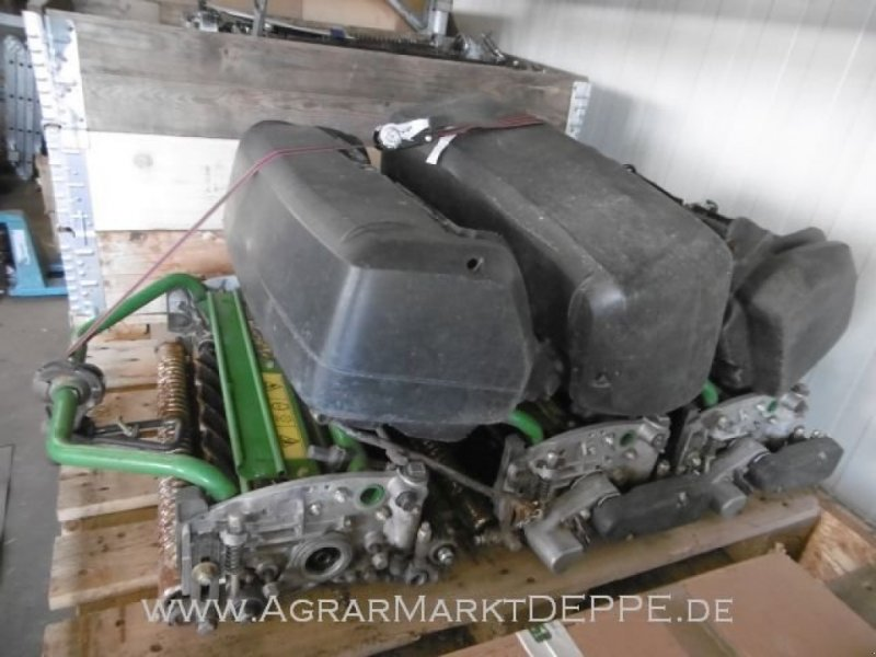 Spindelmäher des Typs John Deere QA5 Greens Schneidei, Gebrauchtmaschine in Lauterberg/Barbis (Bild 1)