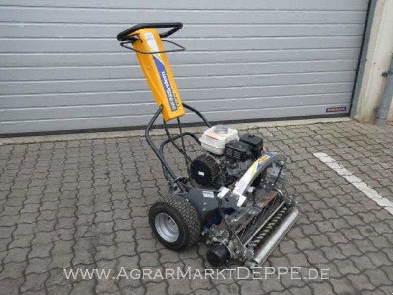 Spindelmäher des Typs MTD-Motorgeräte Infinicut SM 34, Gebrauchtmaschine in Lauterberg/Barbis (Bild 1)