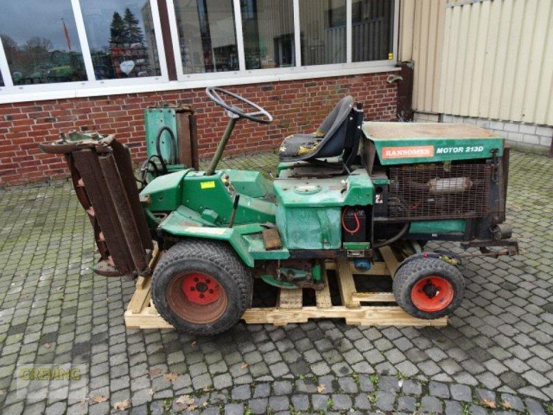 Spindelmäher des Typs Ransomes 213 D, Gebrauchtmaschine in Greven (Bild 1)