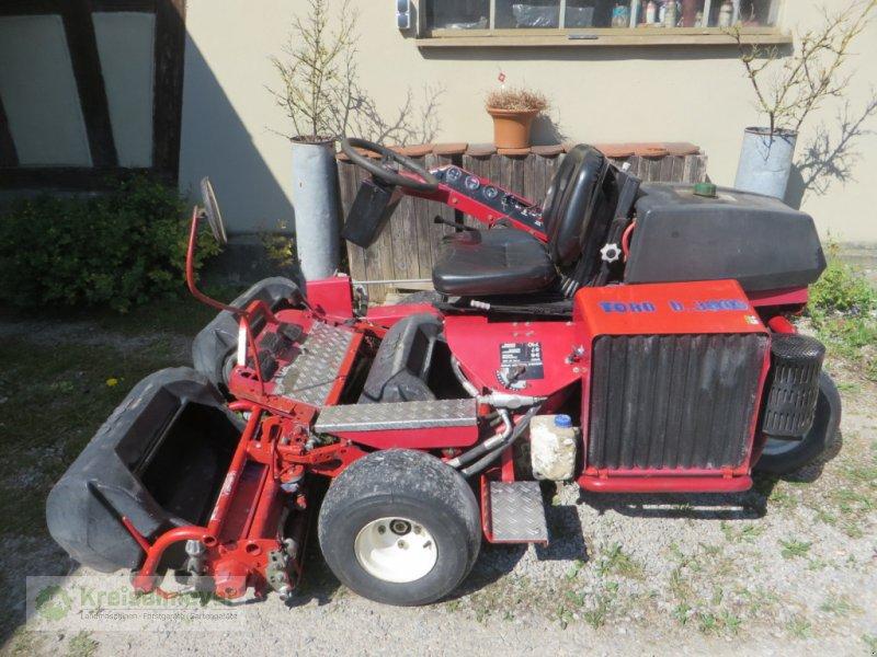 Spindelmäher des Typs Toro Greenmaster 300D Diesel Spindeln überholt, Gebrauchtmaschine in Feuchtwangen (Bild 1)