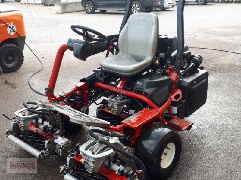 Spindelmäher des Typs Toro Greenmaster Triflex 3420 Hybrid, Gebrauchtmaschine in Großbottwar (Bild 4)