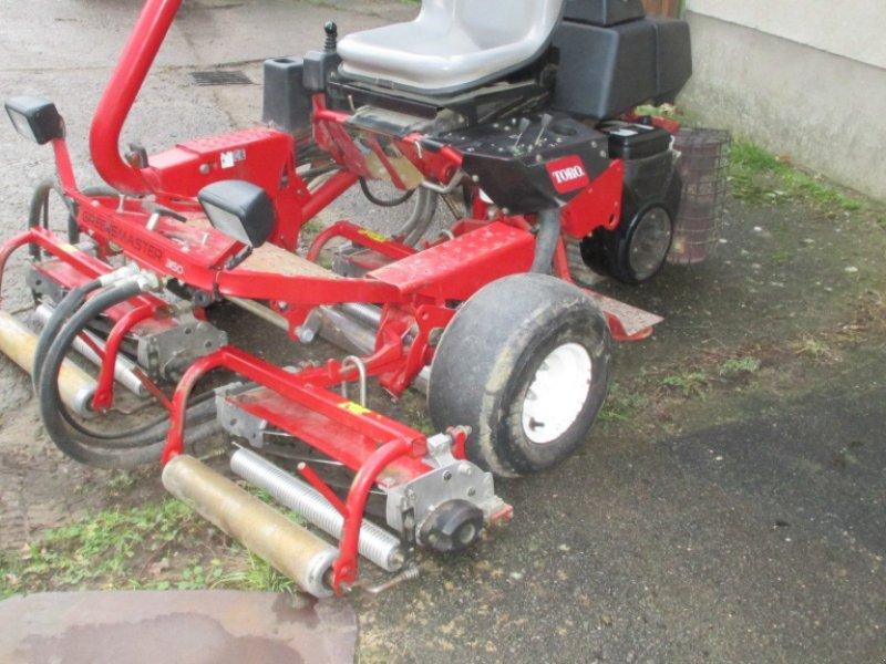Spindelmäher des Typs Toro Greensmaster 3150, Gebrauchtmaschine in Crivitz (Bild 1)