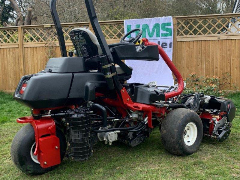 Spindelmäher des Typs Toro Greensmaster 3400, Gebrauchtmaschine in Weidenbach (Bild 4)