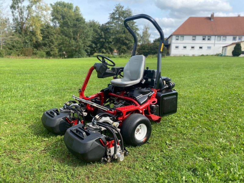 Spindelmäher des Typs Toro Greensmaster Tri Flex 3400, Gebrauchtmaschine in Weidenbach (Bild 1)