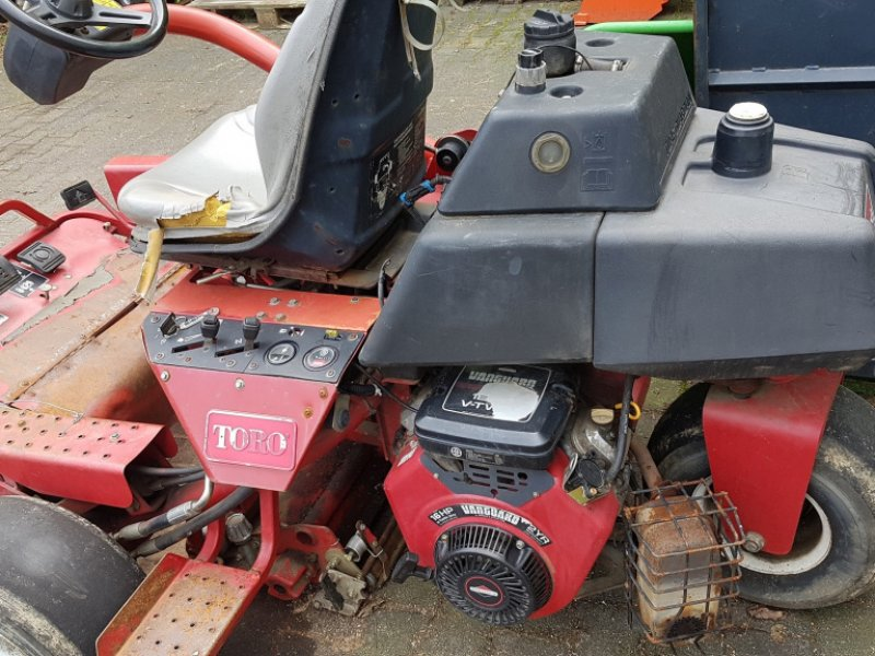 Spindelmäher des Typs Toro Greensmaster3100, Gebrauchtmaschine in Olpe (Bild 3)