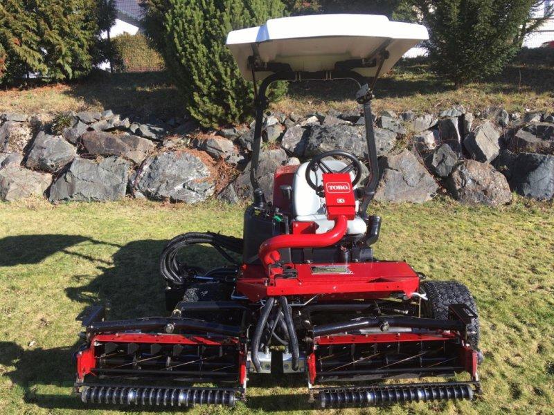 Spindelmäher des Typs Toro Reelmaster 3100D, Gebrauchtmaschine in Weidenbach (Bild 4)
